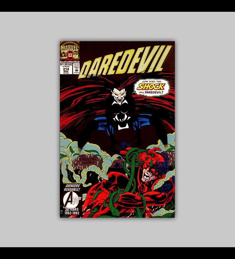 Daredevil 314 1993