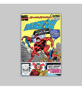 Daredevil Annual 4 1989