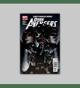 Dark Avengers 181 2012