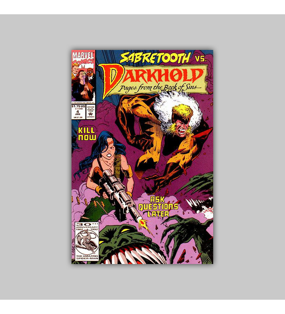 Darkhold 4 1993
