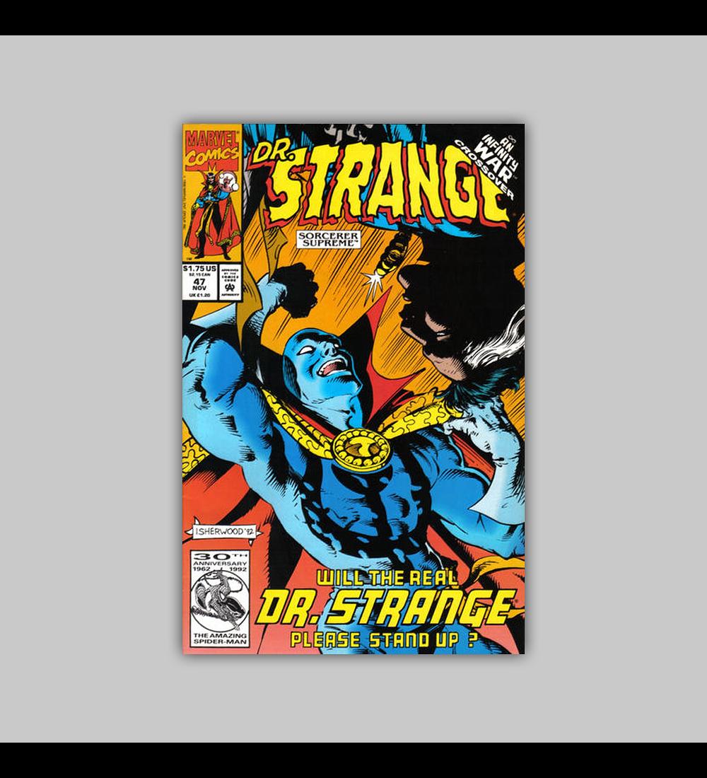 Doctor Strange, Sorcerer Supreme 47 1992