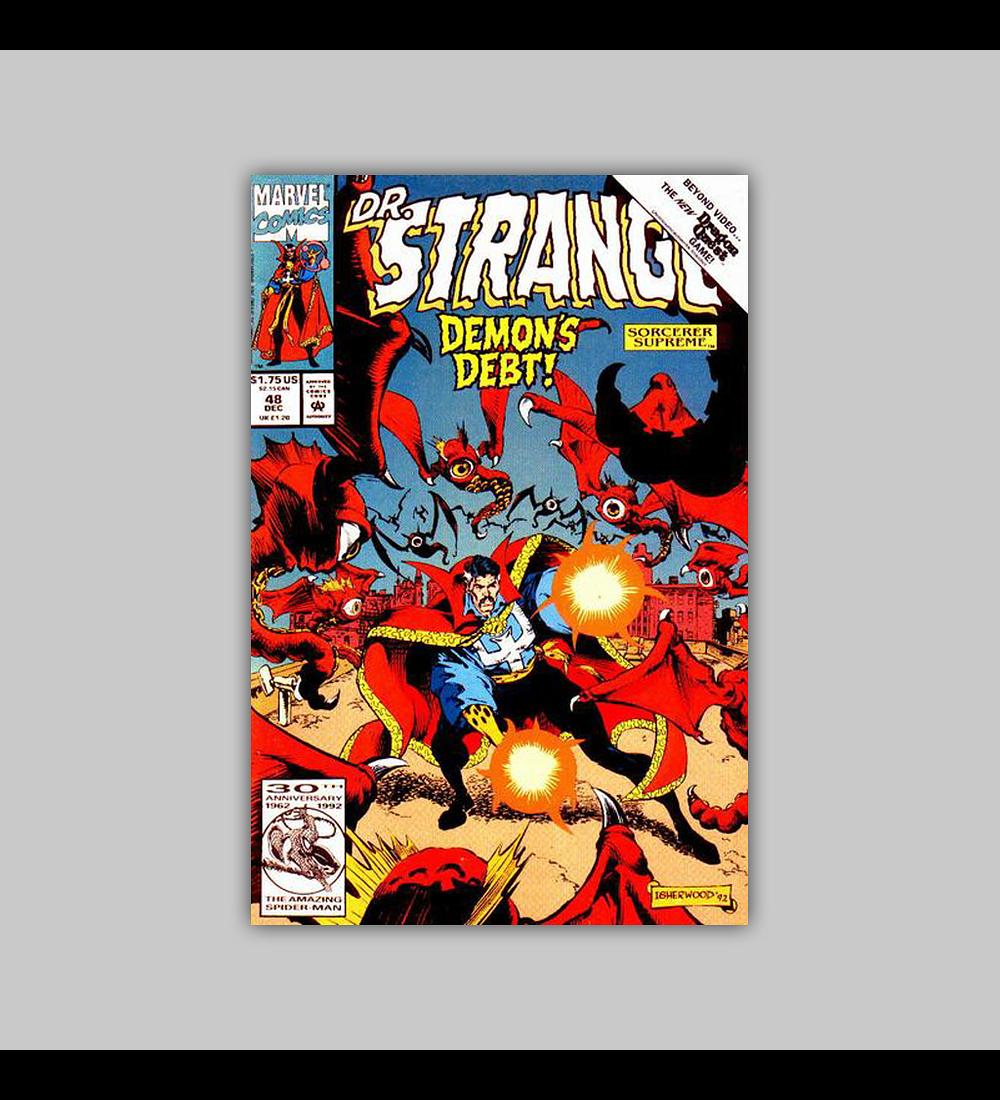Doctor Strange, Sorcerer Supreme 48 1992