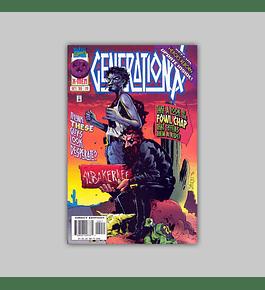 Generation X 20 1996