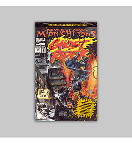Ghost Rider (Vol. 2) 28 Polybagged 1992
