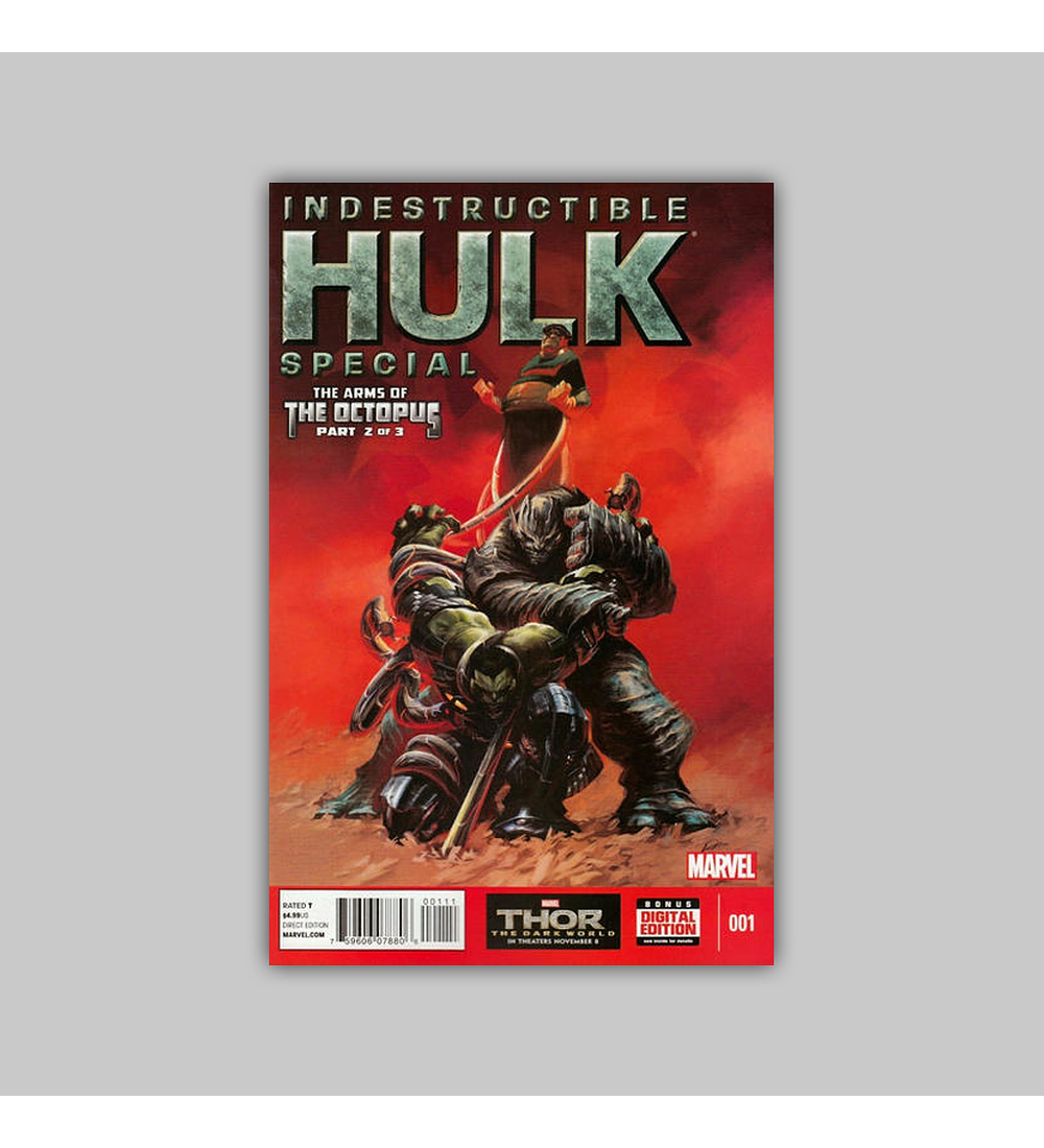 Indestructible Hulk Special 1 2013