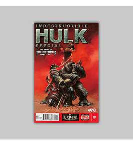 Indestructible Hulk Special 1 2013