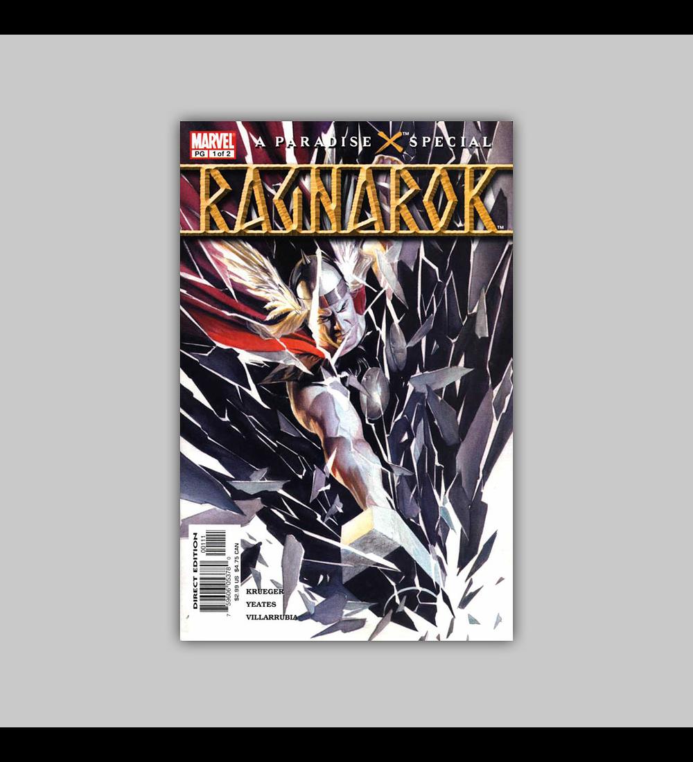 Paradise X: Ragnarok 1 2003