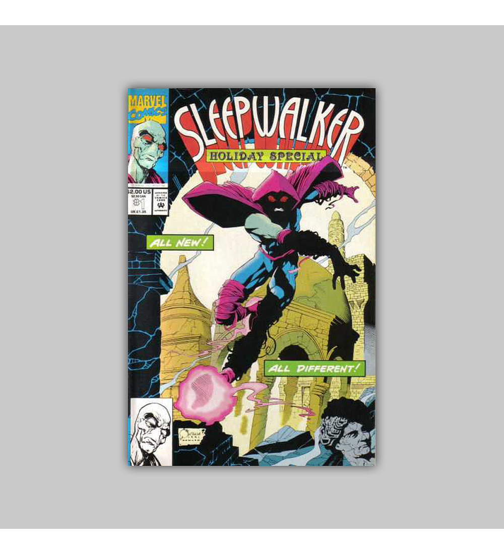 Sleepwalker Holiday Special 1 1993