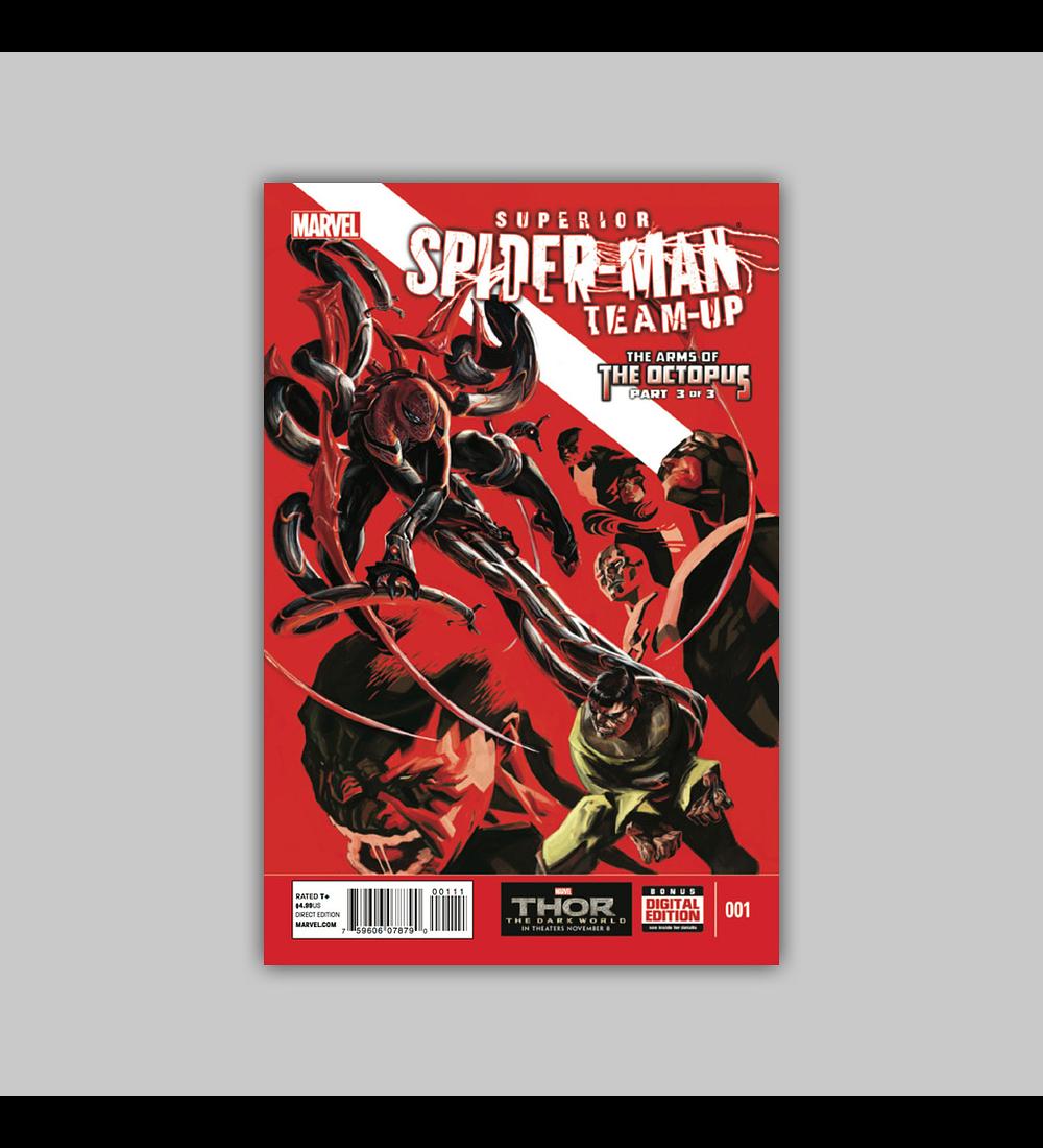 Superior Spider-Man Special 1 2013