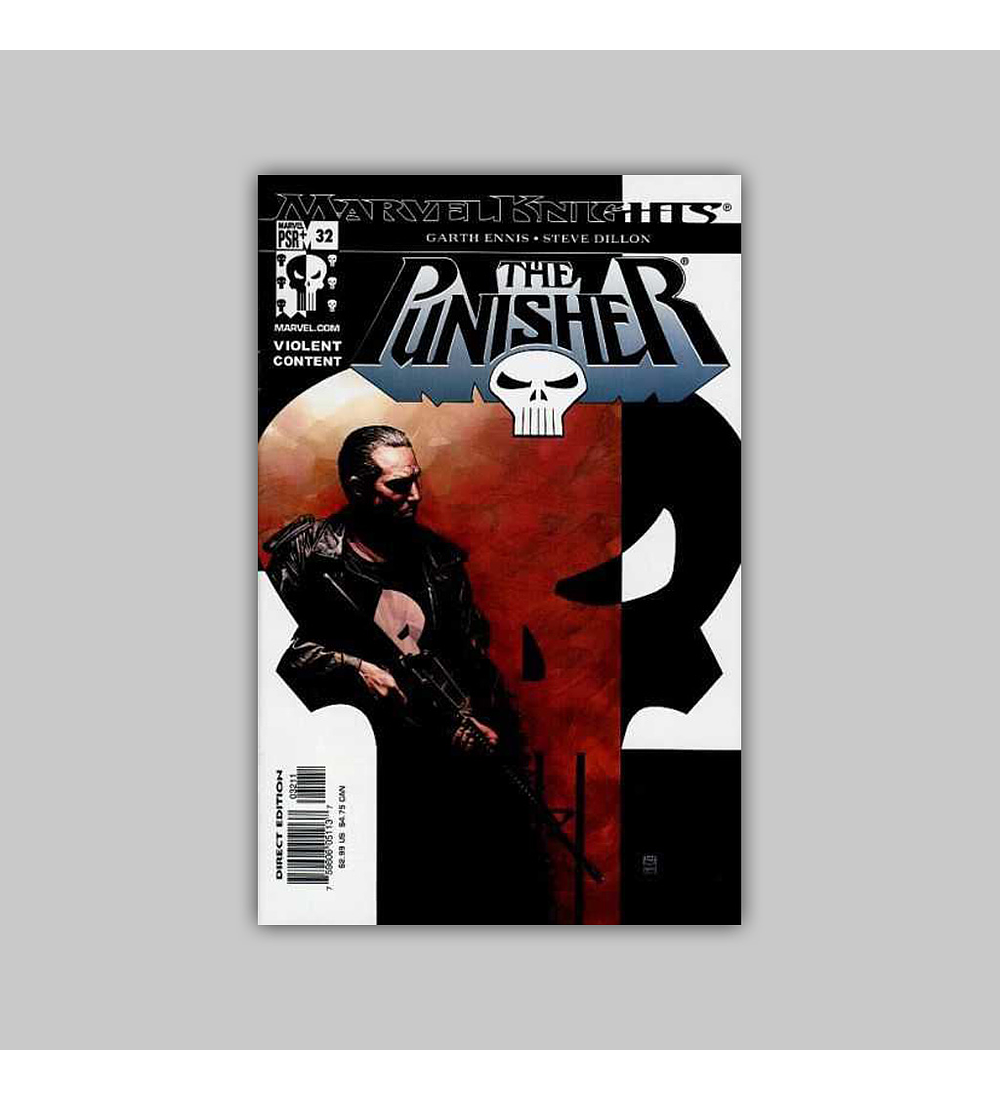 The Punisher (Vol. 4) 32 2003