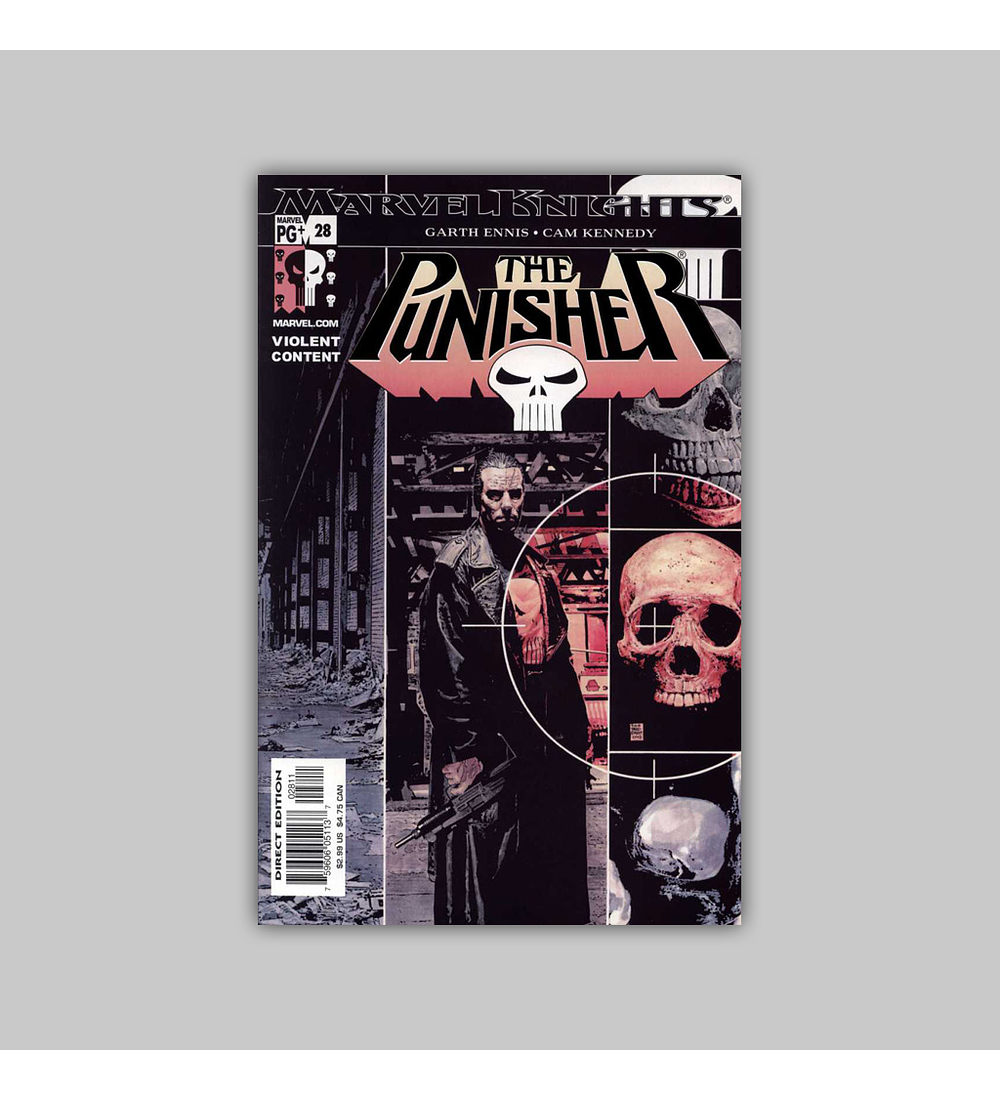 The Punisher (Vol. 4) 28 2003
