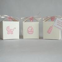 Treat Box Rosa