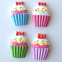 Mini Cupcakes Resina