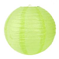 Lámparas Chinas Verde Lima
