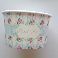 Vasos para helado Vintage