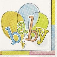 Servilletas Baby Colors