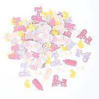 Confetti Baby Stitching Rosado