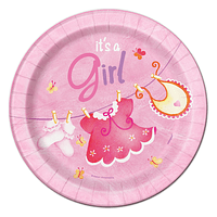 Platos Pink Clothesline