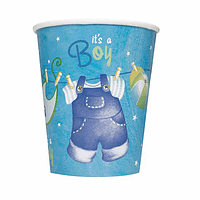 Vasos Blue Clothesline