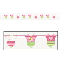 Banner Pink Clothesline