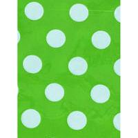 Mantel Dots Pistacho