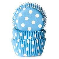 Cápsulas para Cupcakes Celeste
