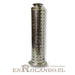Porta Incienso Torre de Metal ($2.490 x Mayor)