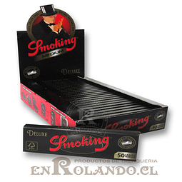 Papelillos Smoking Deluxe 1 1/4 - Display