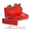Papelillos Smoking Red #9 - 1 1/4 - Display
