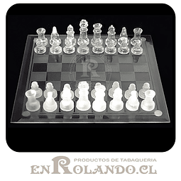 Tablero de Ajedrez Vidrio ($5.990 x Mayor)