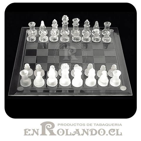 Tablero de Ajedrez Vidrio ($8.990 x Mayor)