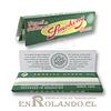 Papelillos Smoking Green 1 1/4 - Display