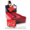 Papelillos Smoking de Arroz Red 1 1/4 - Display