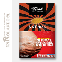 Tabaco Mr Brad Natural 20gr ($1.890 x Mayor)