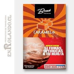 Tabaco Mr Brad Caramelo 20gr ($1.890 x Mayor)