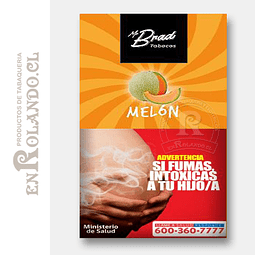 Tabaco Mr Brad Melón 20gr ($1.890 x Mayor)