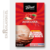 Tabaco Mr Brad Manzana 20gr ($1.890 x Mayor)