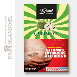 Tabaco Mr Brad Chirimoya 20gr ($1.890 x Mayor)