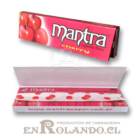 Papelillo Mantra sabor Guinda 1 1/4 - Display