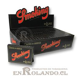 Papelillos Smoking de Arroz Deluxe 1 1/4 - Display