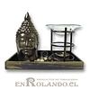 Jardín Zen y Difusor Buda Grafito ($4.990 x Mayor)