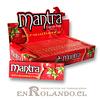 Papelillo Mantra sabor Frutilla 1 1/4 - Display 222