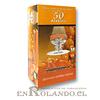 Papelillo Hornet sabor Piña 1 1/4 - Display
