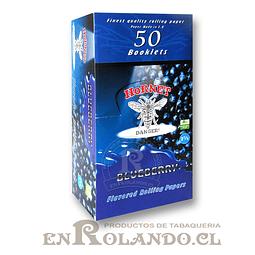 Papelillo Hornet sabor Arándano 1 1/4 - Display