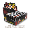 Cigarrera Metal Eco Cuero ($1.990 x Mayor)