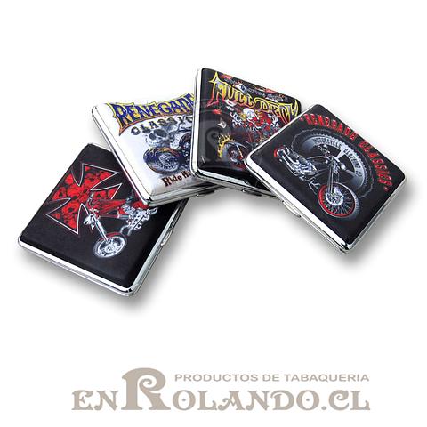 Cigarrera Metal Rider ($1.990 x Mayor)