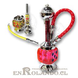Mini Hookah - Pipa de Agua ($3.990 x Mayor)