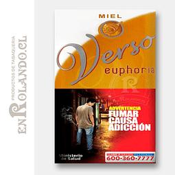 Tabaco Verso Euphoria Miel ($5.490 x Mayor)
