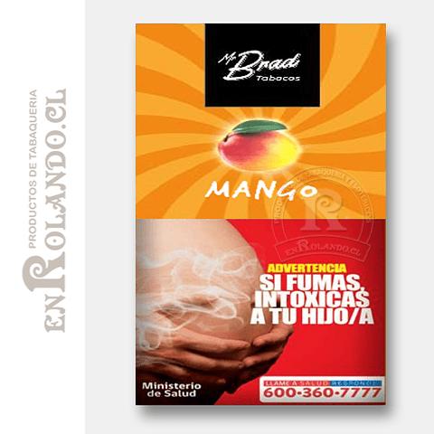 Tabaco Mr Brad Mango 20gr ($1.890 x Mayor)