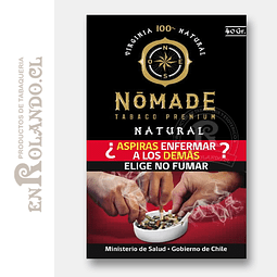 Tabaco Nómade Natural ($2.990 x Mayor)